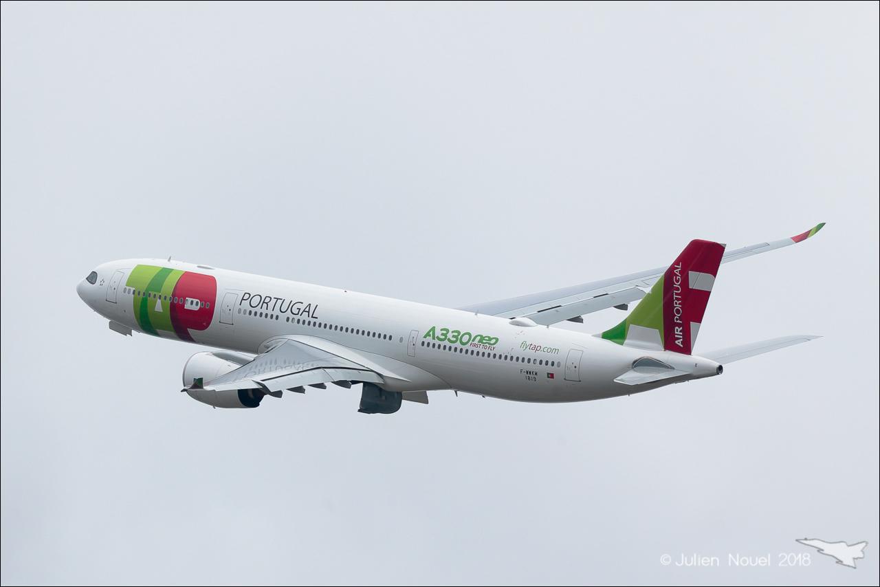 Nantes Atlantique LFRS / NTE: Juin 2018   Aviati13