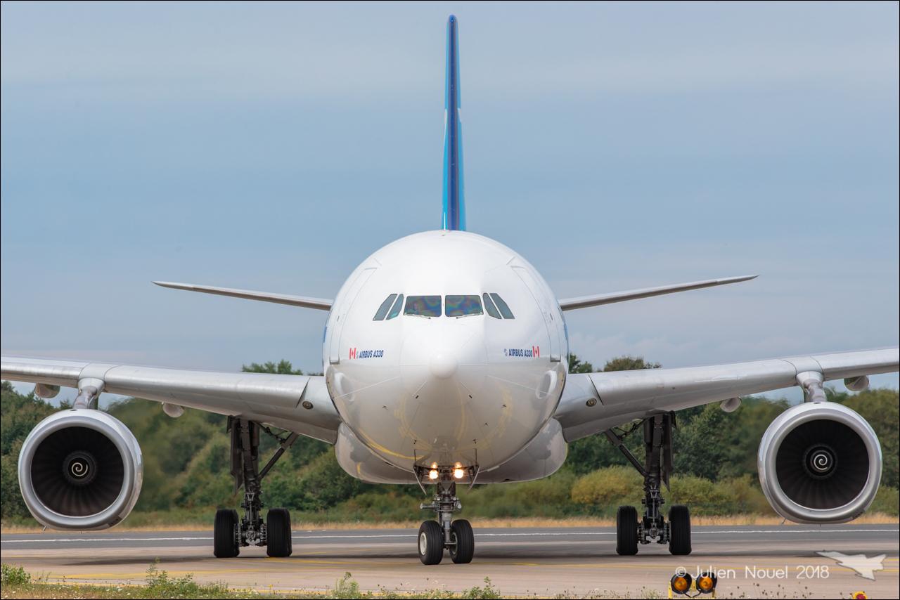 Nantes Atlantique LFRS / NTE: Août 2018   Aviati47