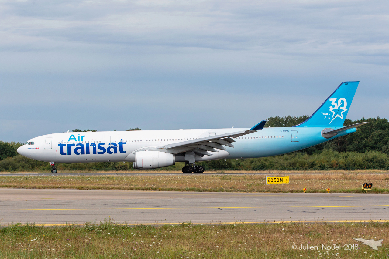 Nantes Atlantique LFRS / NTE: Août 2018   Aviati49