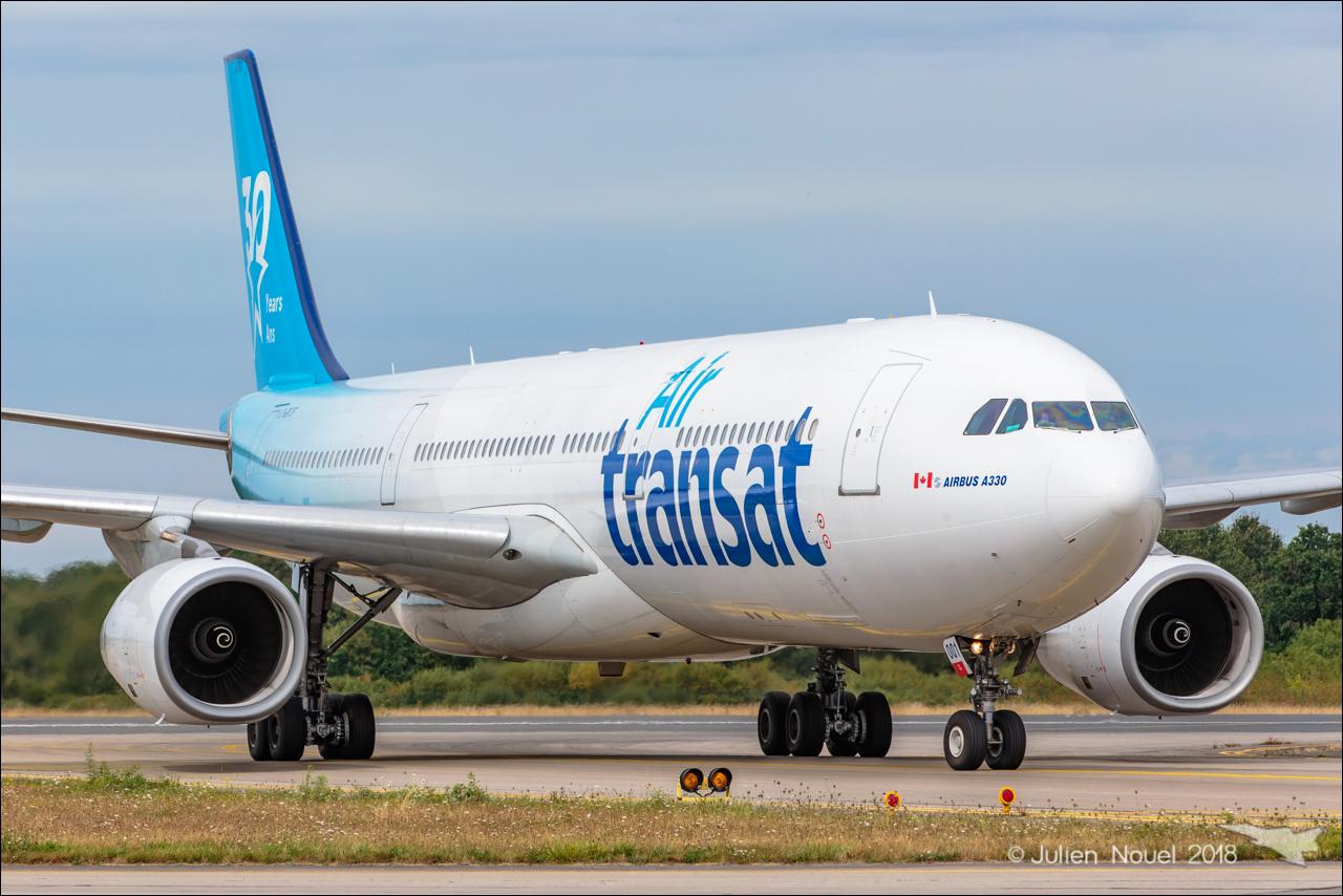 Nantes Atlantique LFRS / NTE: Août 2018   Aviati50