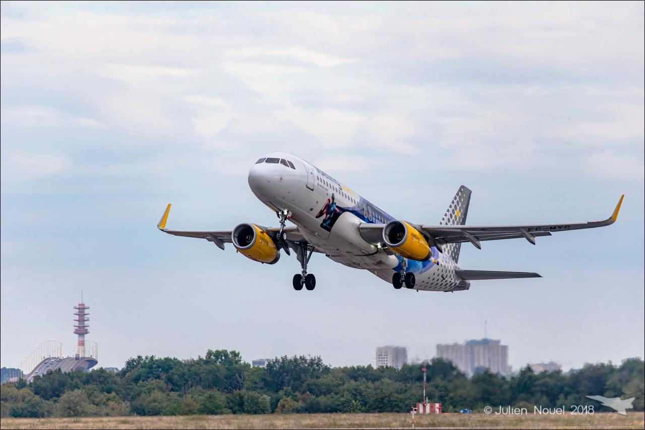 Nantes Atlantique LFRS / NTE: Octobre 2018   Aviati55
