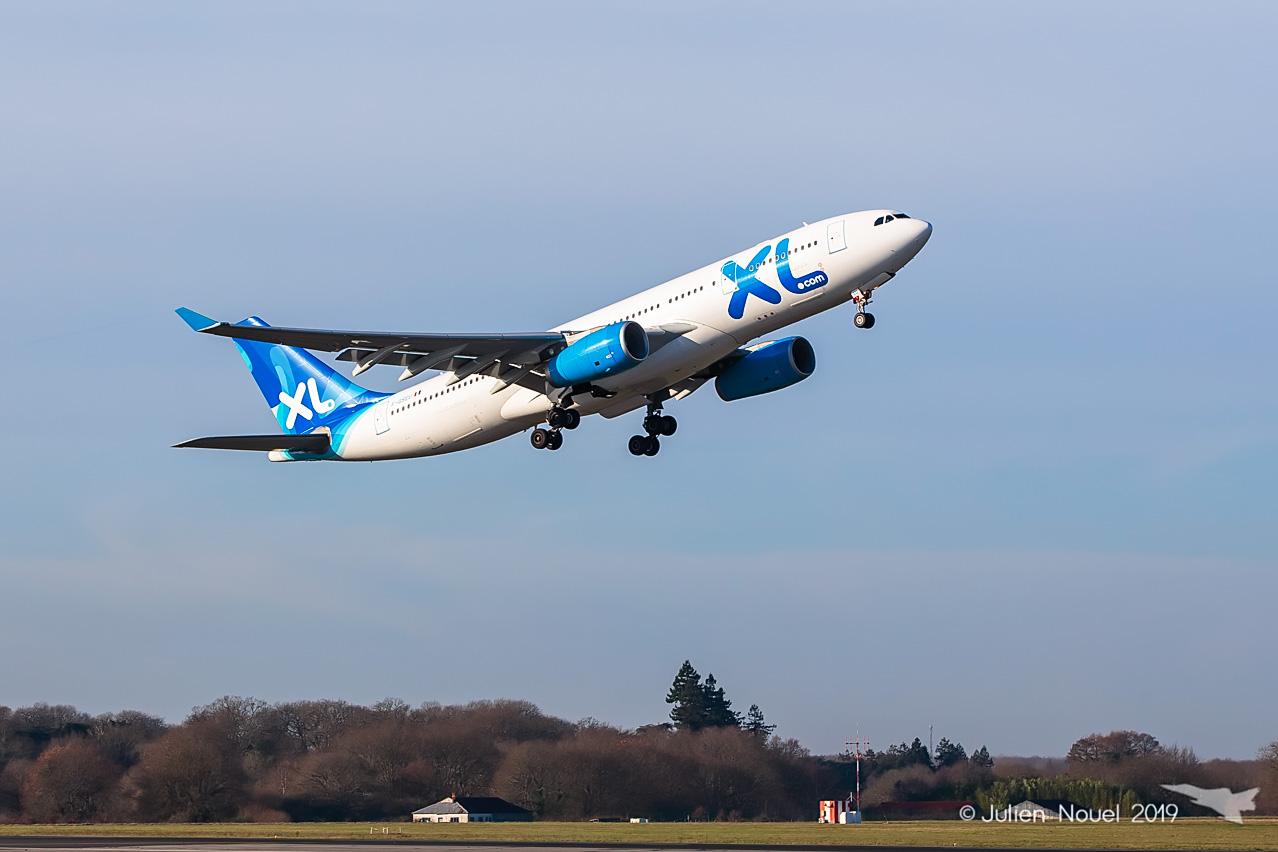 Nantes Atlantique LFRS / NTE: Janvier 2019 Aviati60