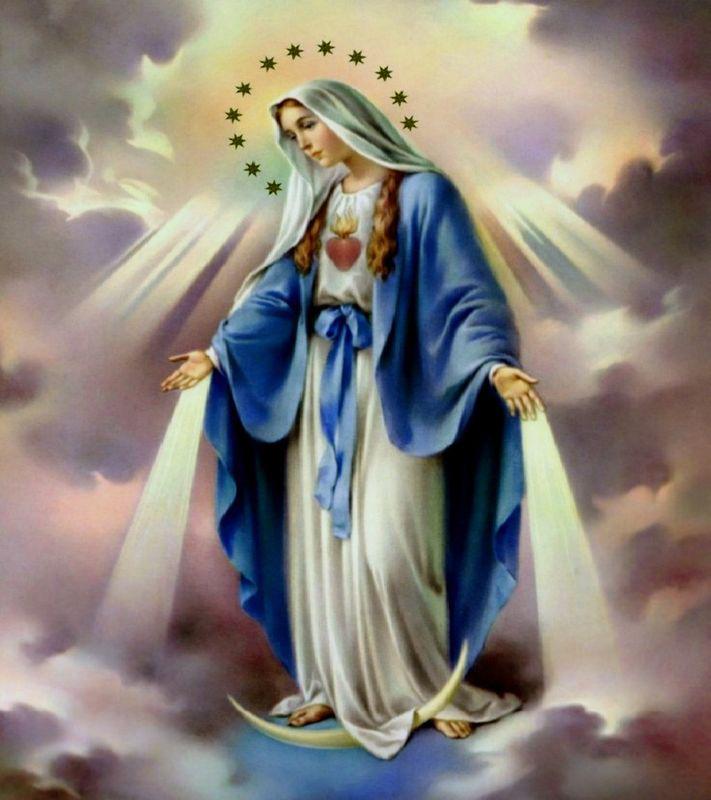 Marie, mère du Christ - Page 3 11700810