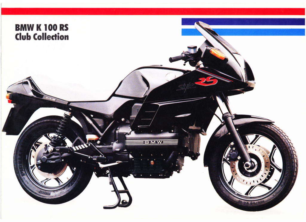 1984 K100RS Style 0110
