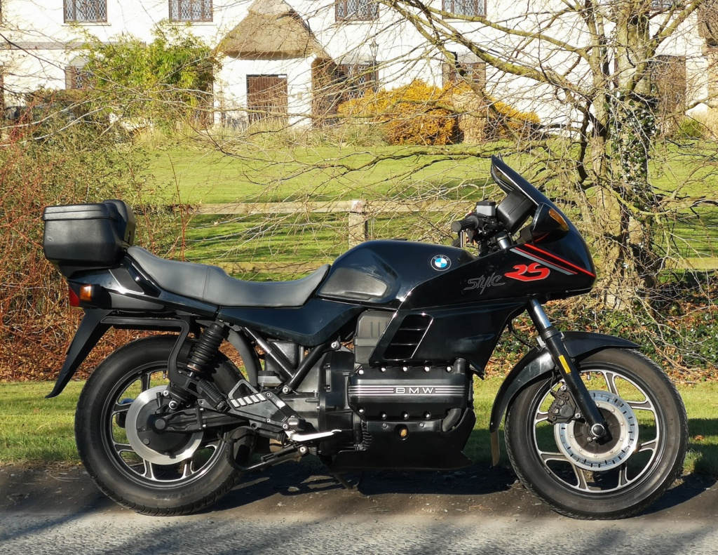 1984 K100RS Style Img_2024