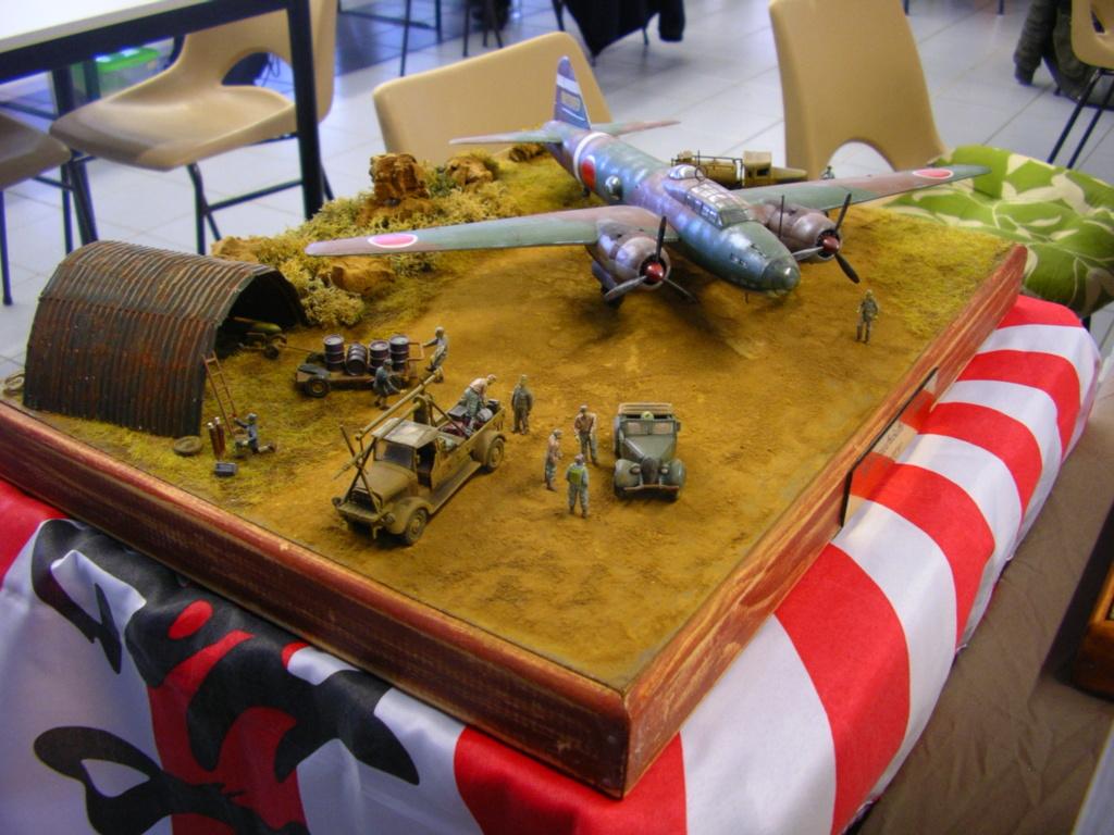 Batz/mer expo maquette figurines Expo_b55