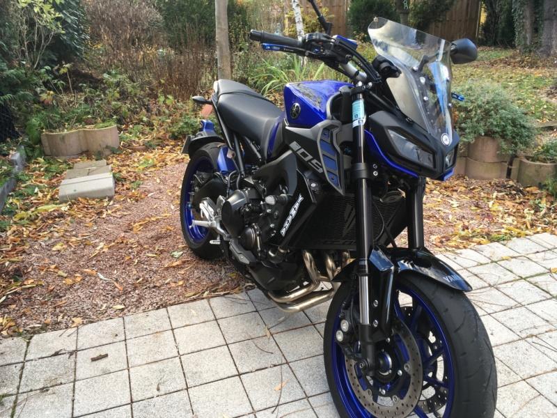 Photos de toutes les Yamaha MT-09 du forum ! :) - Page 25 Img_3916