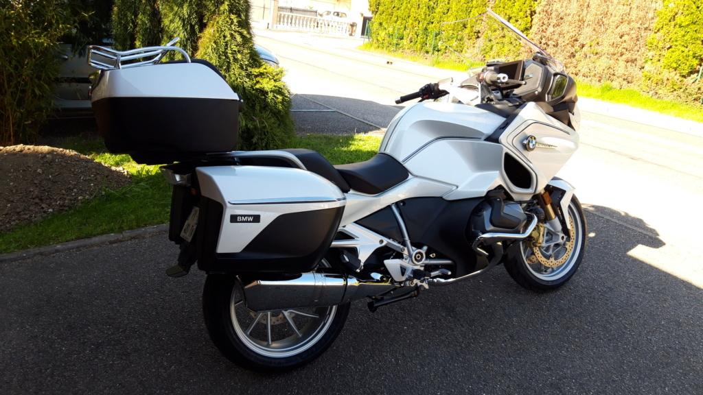 Ma BMW R1250 RT 2021 20210412