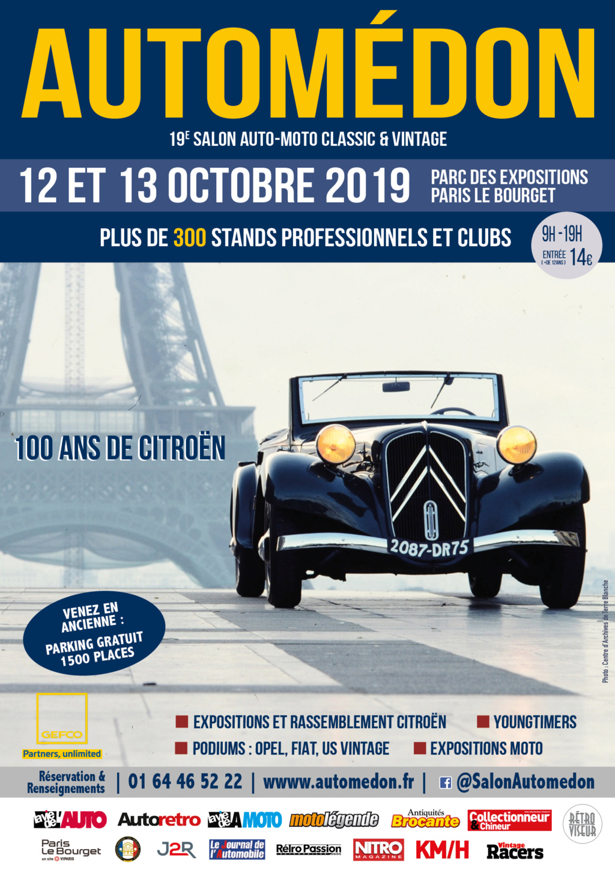Automedon 2019 Le Bourget Autome10