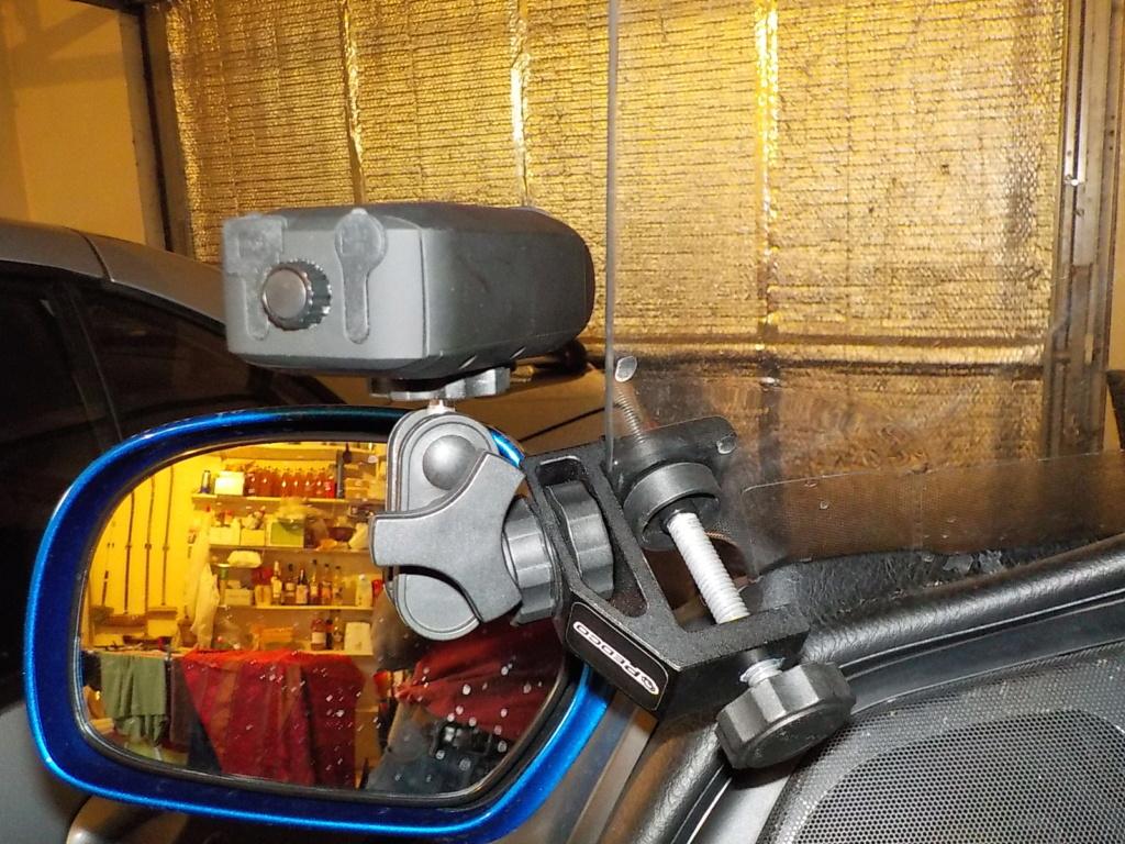 Pince support caméra sport  Dscn0510