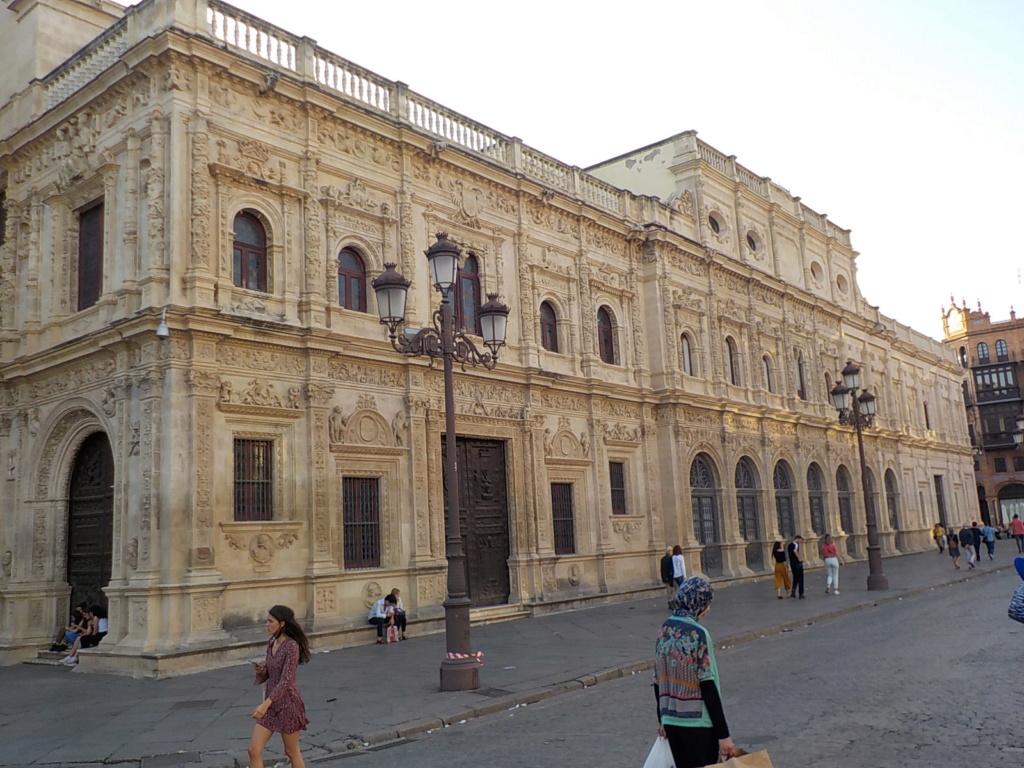Balade en Andalousie Sevill10