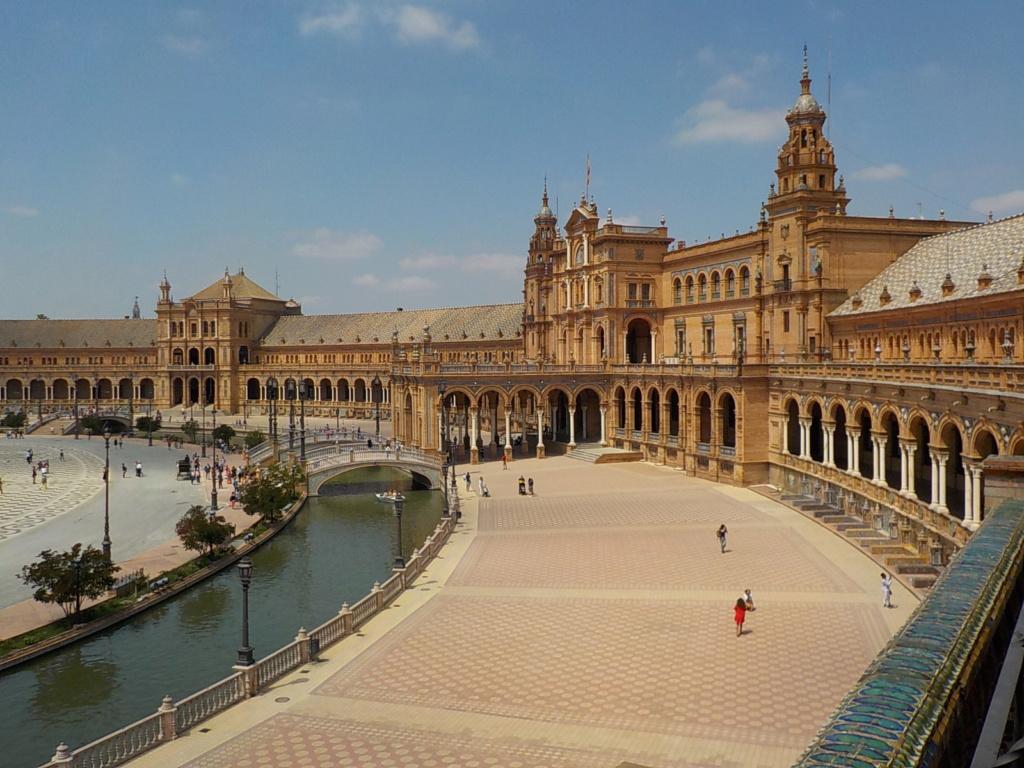 Balade en Andalousie Sevill11
