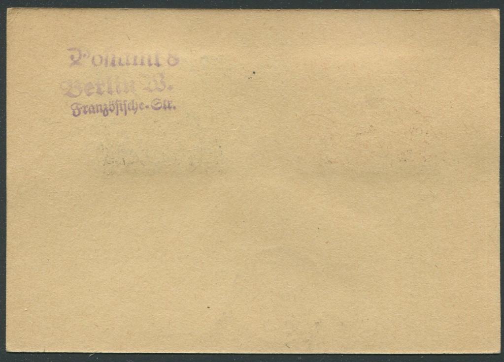 REKO Karte mit MiNr. 965 und 966 Karte_16