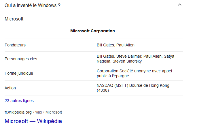 Bill Gates n'a rien inventé ! Ni Microsoft ! Ni Windows ! Screen45