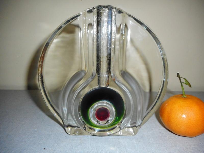 vase soliflore pressé moulé Walther Glass Dscn0228
