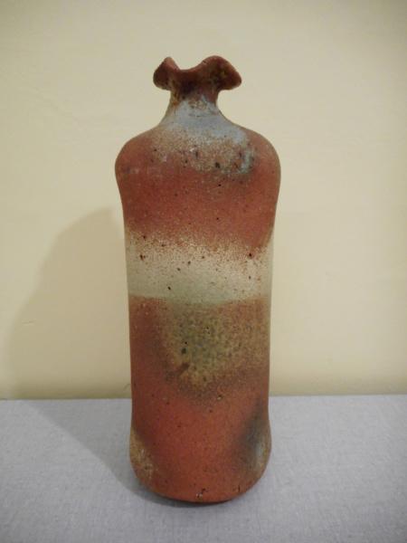 Céramique bouteille Japonaise Dscn0410