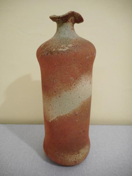 Céramique bouteille Japonaise Dscn0412