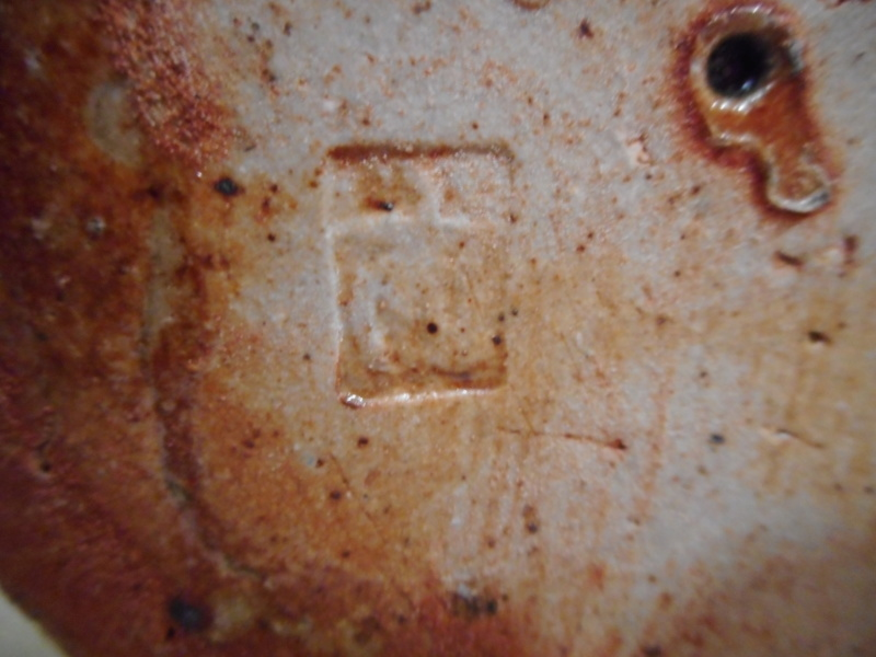 Céramique bouteille Japonaise Dscn0413