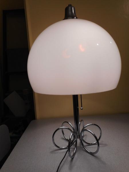 Lampe champignon 70's Dscn0510