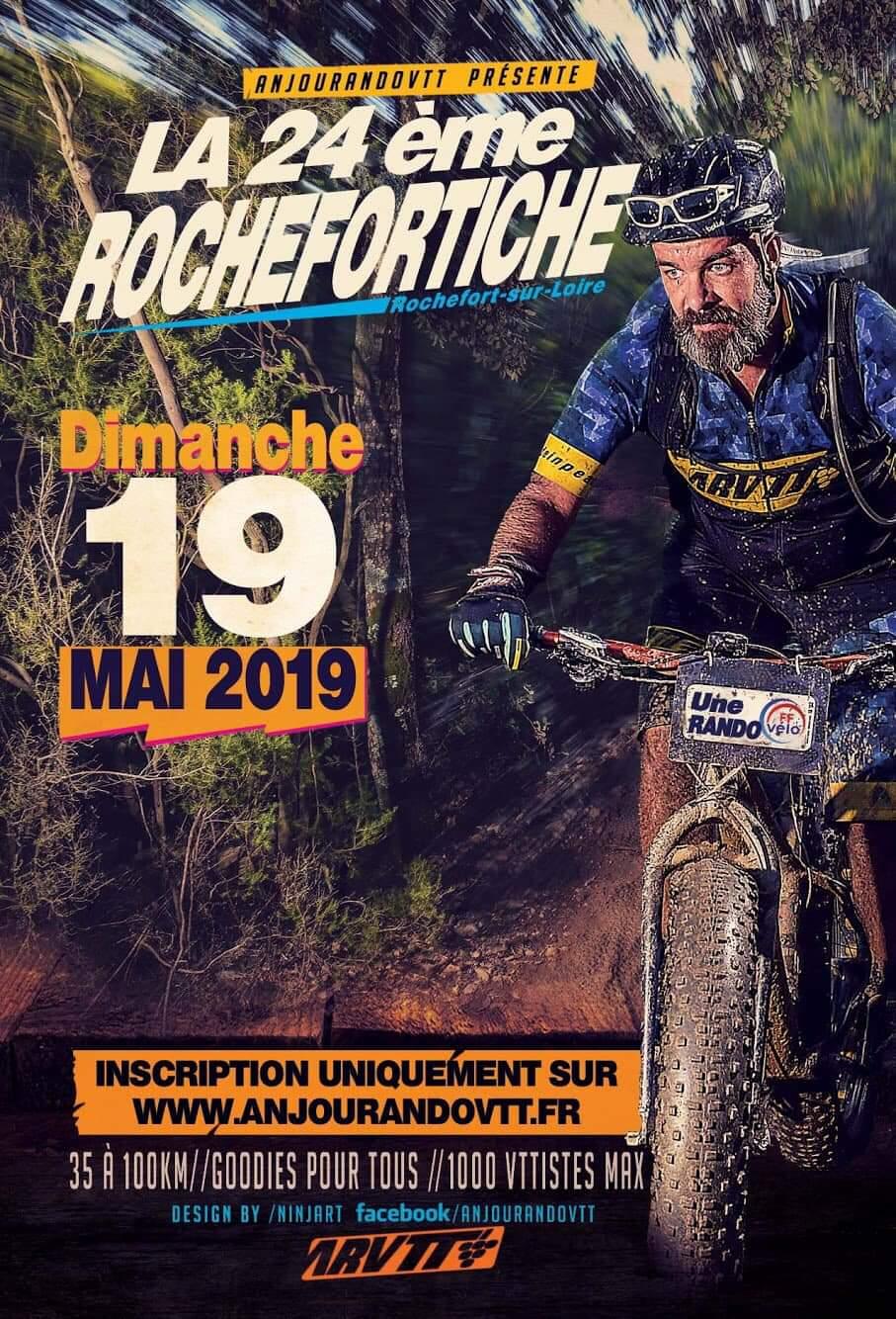 Rochefort sur Loire (49) La Rochefortiche - dimanche 19 mai 2019 Fb_img11