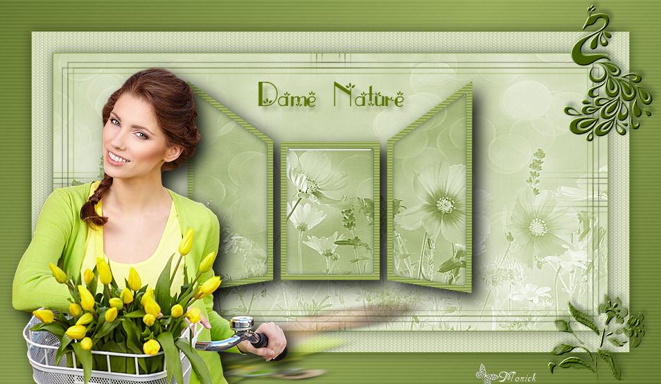Dame Nature (PSP) Dame10