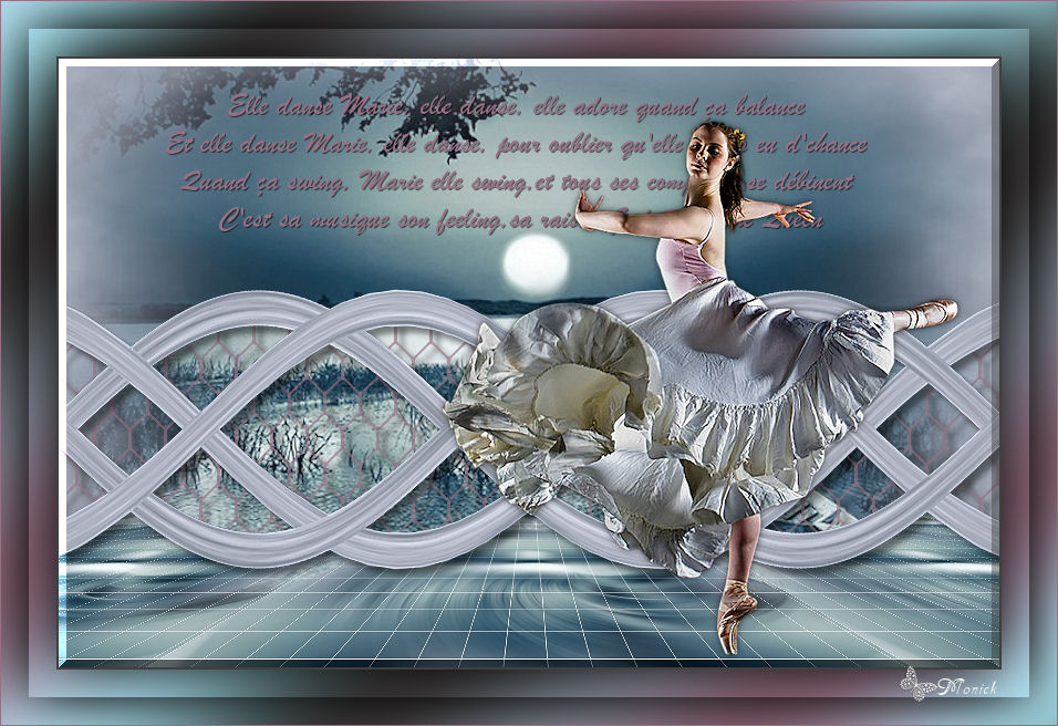* Elle danse Marie *(Psp) Danse10