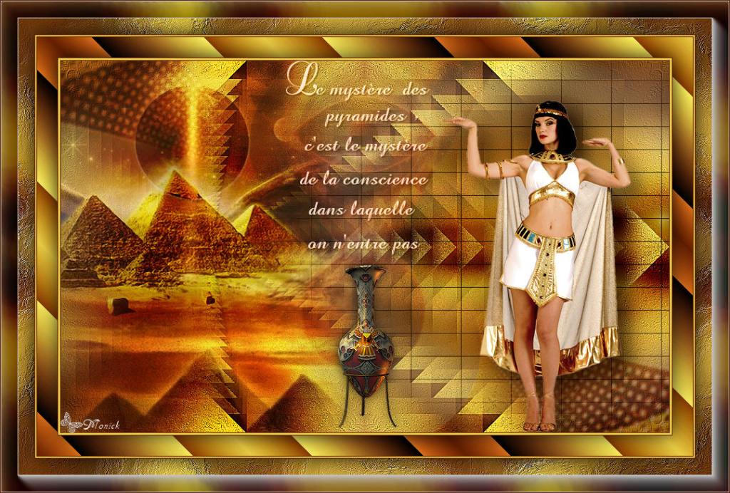 Mystérieuse Egypte (Psp) Egypte10