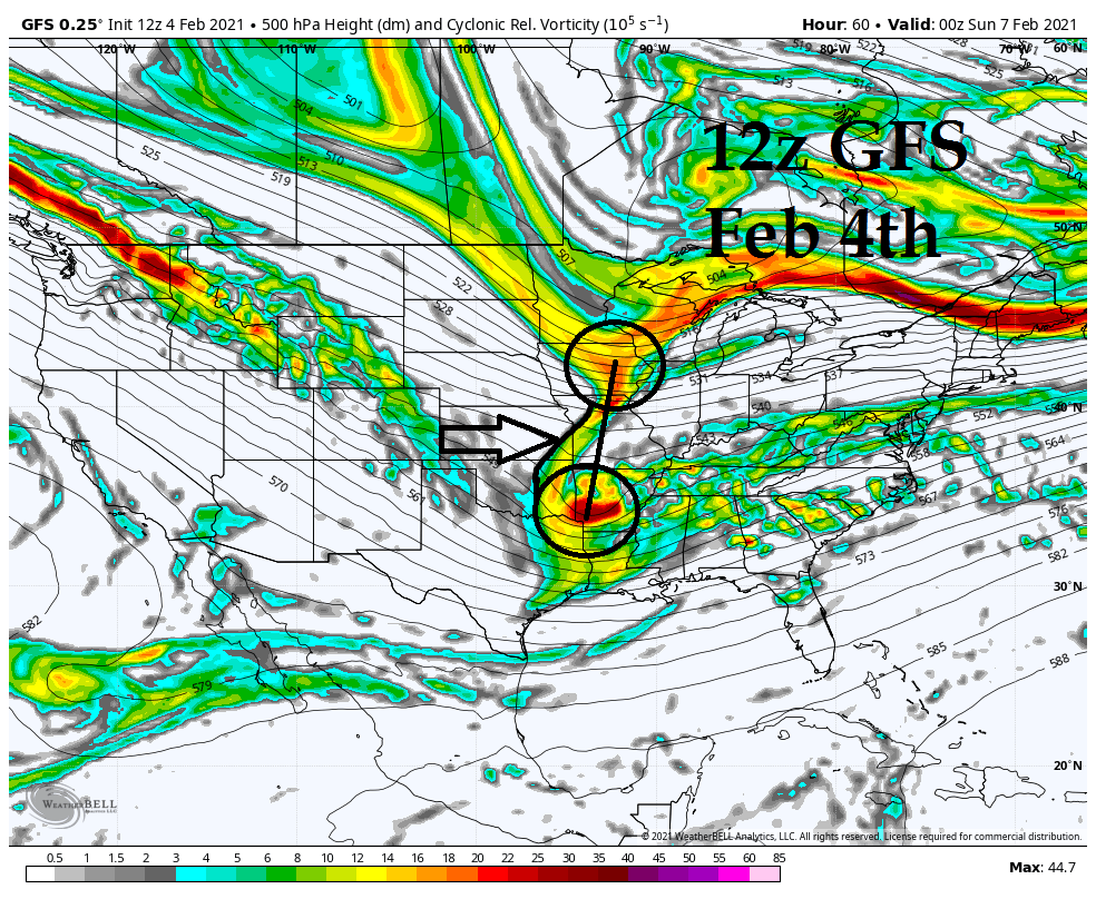 Possible Winter Storm - Super Bowl Sunday - Page 5 12z_fe10