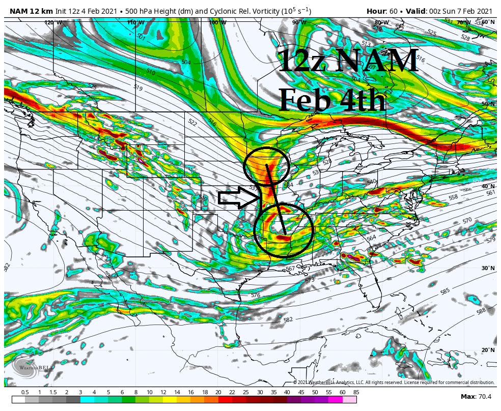 Possible Winter Storm - Super Bowl Sunday - Page 5 12z_na11