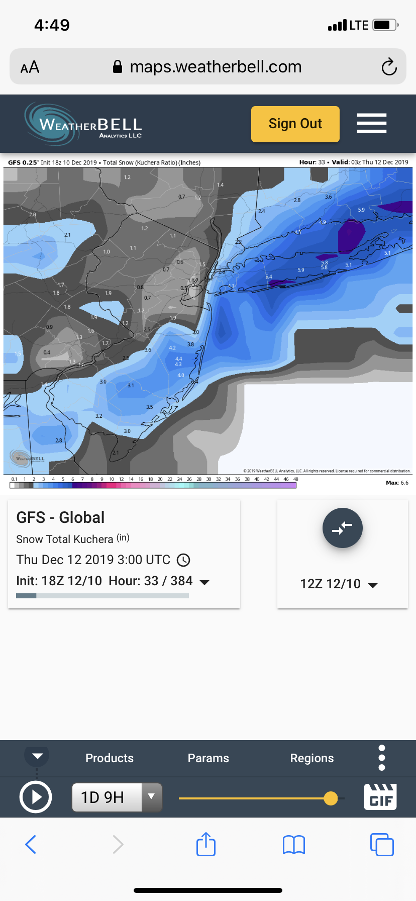 December 11th 2019 Snow Potential - Page 5 282cf110