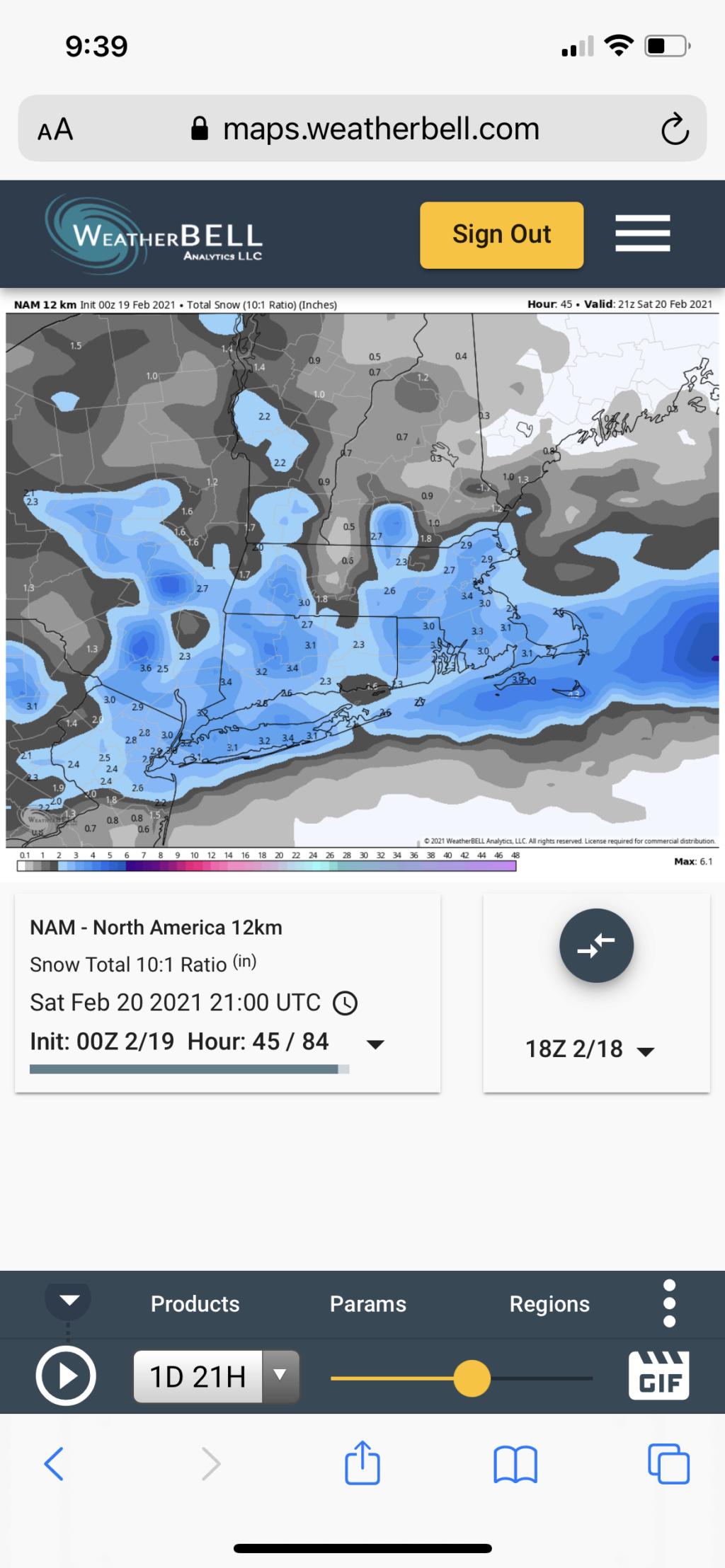 Thursday's Mothrazilla, Part II: First Forecast - Page 15 74321210