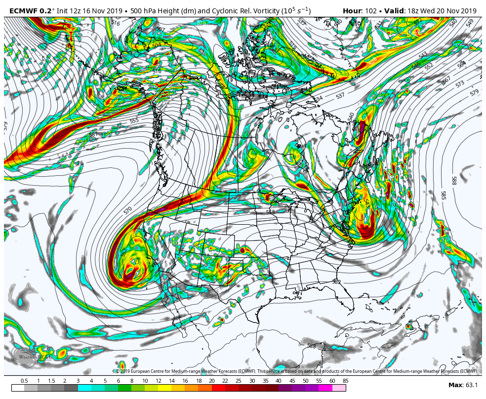 Long Range Thread 19.0 - Page 3 Ecmwf-13