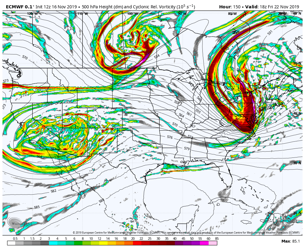 Long Range Thread 19.0 - Page 3 Ecmwf-14