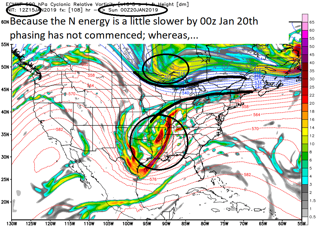 JANUARY 19TH-20TH STORM THREAT Ecmwf_52