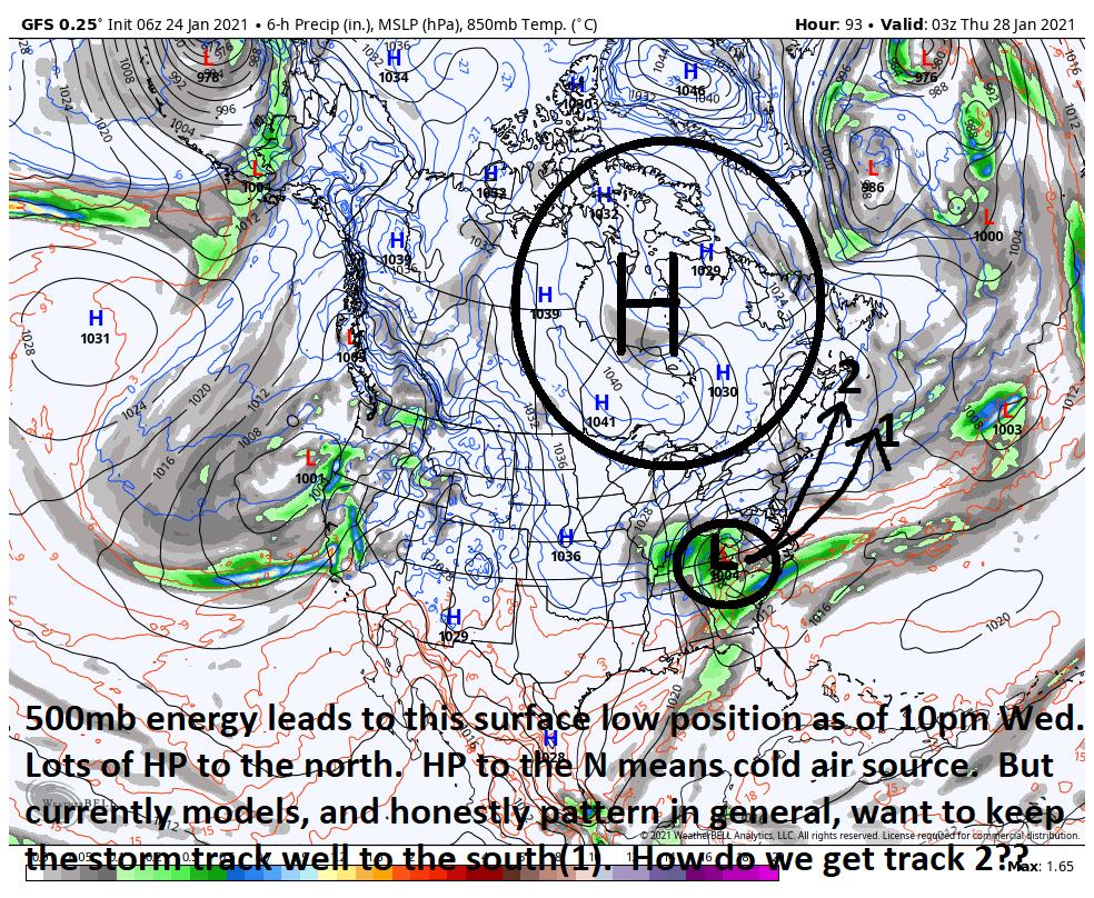 JANUARY 28th Storm Potential Gfs-de15