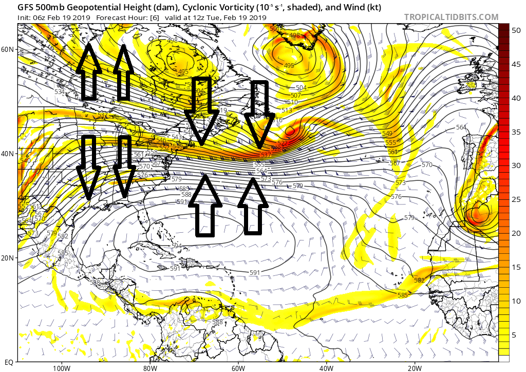 Snow Events Week of 02/17 - Page 6 Gfs_z516