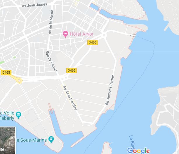 [Les ports militaires de métropole] Port de LORIENT - Page 7 Lorien10