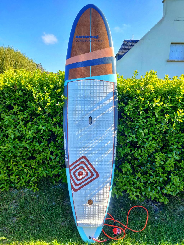 SUP Nahskwell Longboard 10'0 x 28.7 Img20216