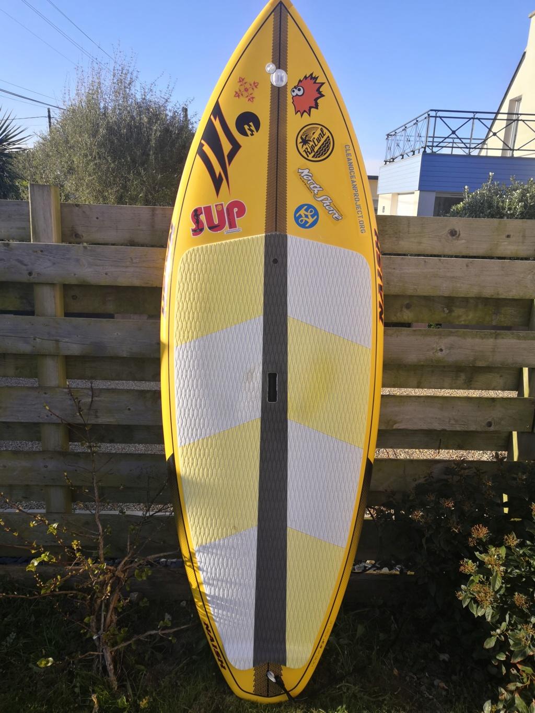 [VENDU] Vends Stand Up Paddle Naish hokua 32LE 8'3 Baisse de prix : 550 euros Img_2013
