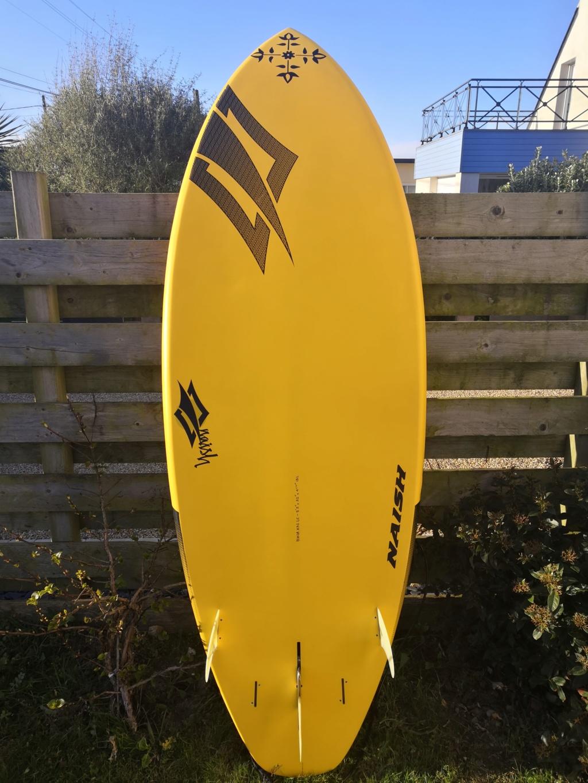 [VENDU] Vends Stand Up Paddle Naish hokua 32LE 8'3 Baisse de prix : 550 euros Img_2014