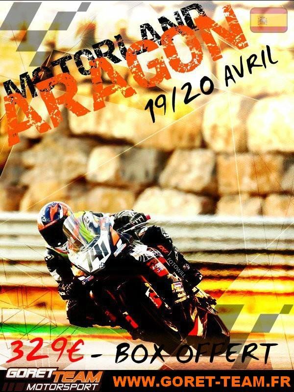ARAGON 19/20 AVRIL 329€ BOX OFFERT - GORET-TEAM MOTORSPORT (derniere heure) Ara10