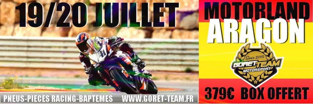 MOTORLAND ARAGON 19/20 JUILLET 379€ GORET-TEAM MOTORSPORT Aragon10