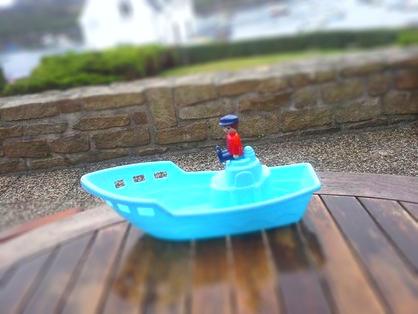 Nos bateaux en diorama, c'est top ! Bato110