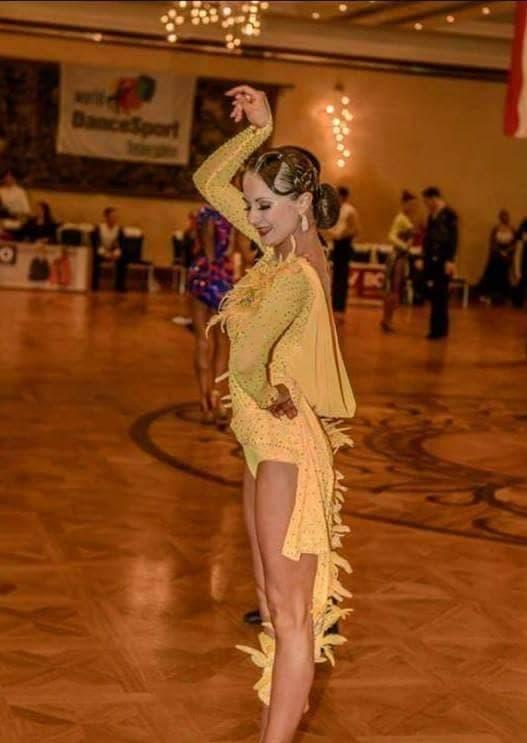 robe latines alfa fashion Rr10