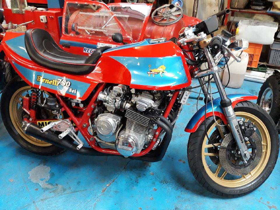 benelli 750 cafe racer 750_be11