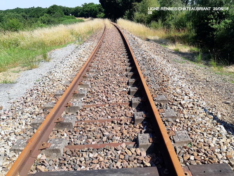 RETIERS -CHATEAUBRIANT : une ligne coupée depuis septembre 2017 20180105