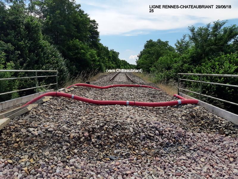 RETIERS -CHATEAUBRIANT : une ligne coupée depuis septembre 2017 20180123