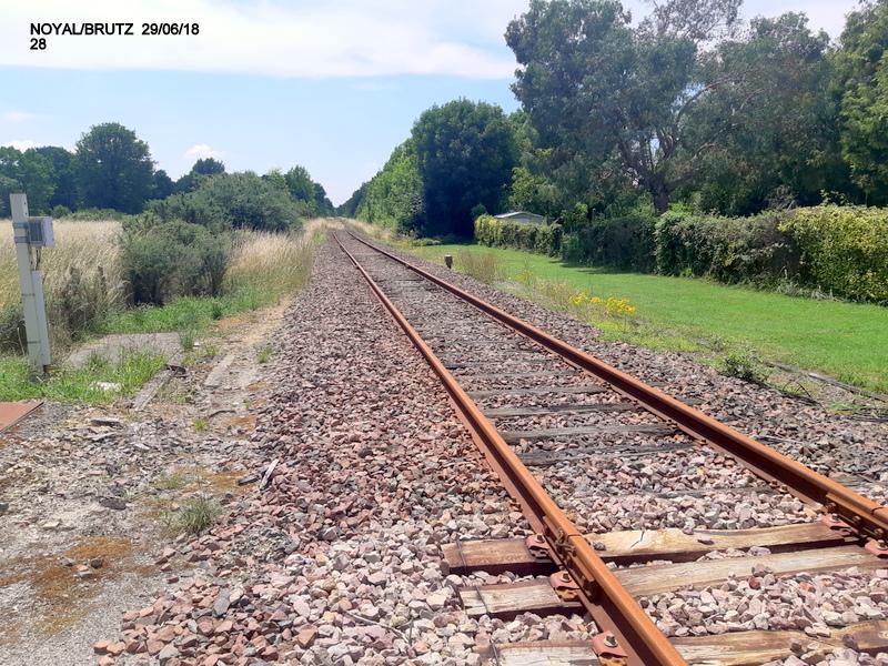 RETIERS -CHATEAUBRIANT : une ligne coupée depuis septembre 2017 20180125