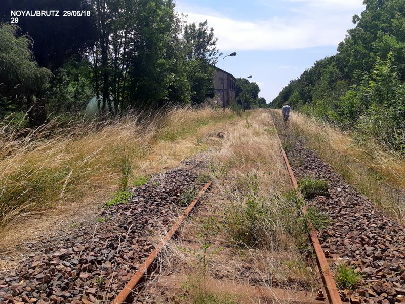 RETIERS -CHATEAUBRIANT : une ligne coupée depuis septembre 2017 20180126
