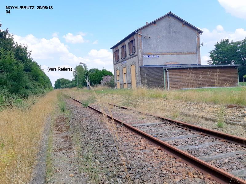 RETIERS -CHATEAUBRIANT : une ligne coupée depuis septembre 2017 20180132